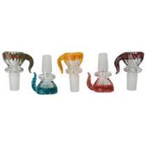 Diamond Glass - 14M Spiral Horn Work Bowl - Single (MSRP $20.00)