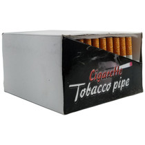 "3"" 80mm Aluminum Tobacco Taster - 100ct Display (MSRP $3.00ea)"
