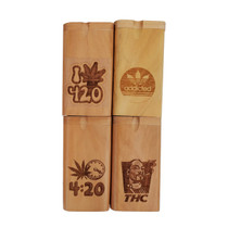 "4"" Assorted 420 Design Dugout - 4 Pack (MSRP $7.00ea)"