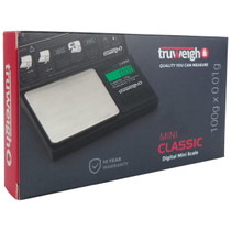 Truweigh - Mini Classic Scale - 100g X 0.01g (MSRP $11.99)