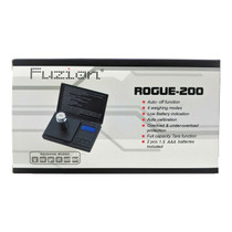 Fuzion - ROGUE-200 Scale - 200g x 0.01g (MSRP $12.00)