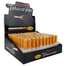 "2.5"" Aluminum Tobacco Taster - 100ct Display (MSRP $3.00ea)"