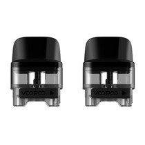 VOOPOO - Vinci Air 4ml Replacement Pod Without Coil - 2 Pack (MSRP $10.00)