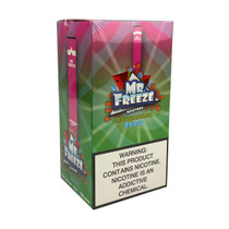 Mr. Freeze - Disposable 1.3ml 5% - Pack of 10 (MSRP $14.99ea)