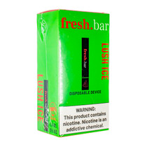 Fresh Bar - Disposable 1.4ml 5% - 10 Pack (MSRP $14.99ea)