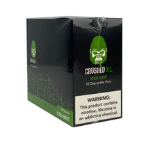 Crushed XL - Disposable 2.4ml 6% Pack of 10 (MSRP $19.99ea)