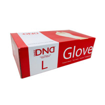 Daisy DND - Powder Free Disposable Latex Gloves 100pc Pack - 10ct Case (MSRP $13.00ea)