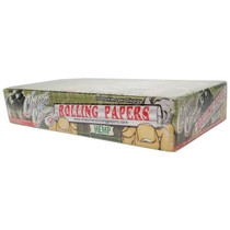 Cheech & Chong - Hemp Rolling Papers 1¼ - Display of 25 (MSRP $2.50ea)