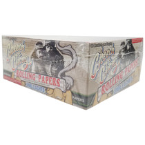Cheech & Chong - Unbleached Rolling Papers K/S - Display of 50 (MSRP $3.00ea)