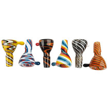 USA 14mm Wig Wag Bowl - Single Assorted (MSRP $40.00)