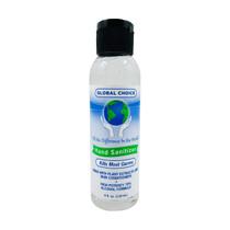 Global Choice - Hand Sanitizer - 4oz (MSRP $6.00)