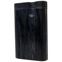 "3"" Black Wood Dugout (MSRP $8.00)"