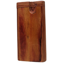 """4"""" Wood Dugout (MSRP $8.00)"""