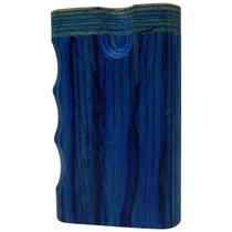 "3"" Blue Side Grip Dugout (MSRP $8.00)"
