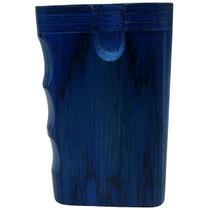 "3"" Blue Side Grip Wood Dugout (MSRP $8.00)"