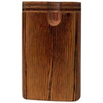 "3"" Wood Grain Dugout (MSRP $8.00)"