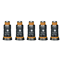 Geekvape - Aegis Pod G Coils Replacement Coils- Pack of 5 (MSRP $15.00)