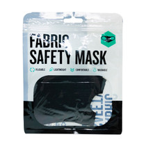 Assorted Color Fabric Safety Mask - Single (MSRP $1.50ea)