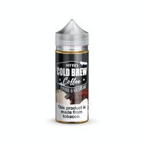 Nitro's Cold Brew E-Liquid *New Flavors* 120ML *Drop Ship* (MSRP $24.99)