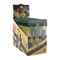 King Palm - XL Pre-Roll Cones - Pack of 5 - Display of 15 (MSRP $9.99ea)