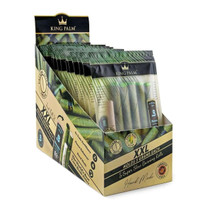 King Palm - XXL Pre-Roll Cones - Pack of 5 - Display of 15 (MSRP $29.99ea)
