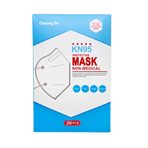 Chuang Ye Mask - KN95  - Pack of 20 (MSRP $4.50ea)