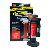 Blazer - ES 1000 Angled Head Micro Torch (MSRP $65.00)