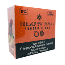 BLOW XXL - Disposable 5.8ml 1800 Puff 5% - Pack Of 10 (MSRP $24.99ea)