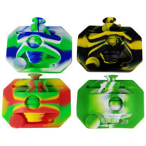 Silicone Grenade NC Stand Set with 14M Quartz Tip (MSRP $45.00)