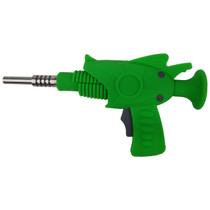 "8"" Silicone Assorted Color Ray Gun Nectar Pipe with Tip  (MSRP $25.00)"