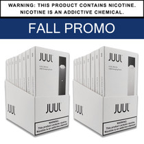 JUUL | Basic Kit | Display of 8 | FALL PROMO (MSRP $9.99ea)
