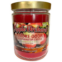 Smoke Odor Exterminator Candle 13oz (MSRP $15.00)