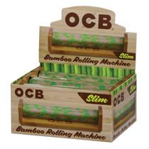 OCB - Bamboo Rolling Machine - King Size Slim - Display of 6 (MSRP $7.50ea)