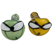 """4"""" Spider Frit Spoon Hand Pipe - 2 Pack (MSRP $25.00ea)"""