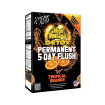 High Voltage Detox - Permanent 5 Day Flush (MSRP $59.95)