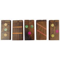 "4"" Assorted Wooden Dugout (MSRP $6.00)"