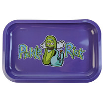 "Metal Design Rolling Tray - Medium 11""x 7"" (MSRP $15.00)"