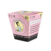 Blazy Susan® - Pink 1¼ Pre-Roll Cones (6ct) - Display of 21 (MSRP $4.50ea)