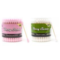 Blazy Susan® - Blazy Pink Cotton Buds - 100ct Jar (MSRP $4.00)