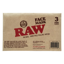 RAW® - Fashion Face Mask - Pack of 3 (MSRP 20.00)
