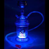 "Sunlight - 10"" Hookah Acrylic Cup LED Base (MSRP $30.00)"