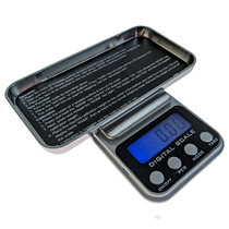 Accur8 - CP5-100 Cell Phone Scale - 100g x 0.01g  (MSRP $10.00)