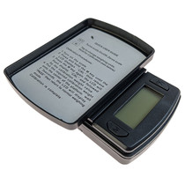 Accur8 - D-600 Pocket Scale - 600g x 0.1g (MSRP $8.00)
