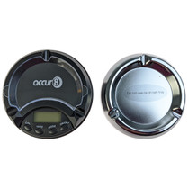 Accur8 - AT-600 Ashtray Scale - 600g x 0.1g (MSRP $12.00)
