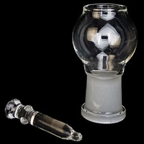 Oil Dome Attachment - with Matching Glass Nail (MSRP $6.00)
