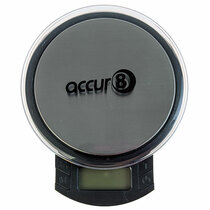 Accur8 - PK-1000 Pocket Scale - 1000g x 0.1g (MSRP $10.00)