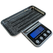 Accur8 - CP3-600 Cell Phone Scale - 600g x 0.1g (MSRP $10.00)