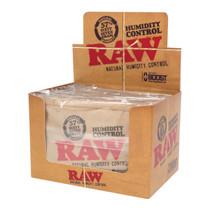 RAW® - Humidity Control 57% Humidiccant 67g - Display of 12 (MSRP $5.00ea)