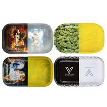 V Syndicate - Hybrid Metal Rolling Tray - Medium - All Styles (MSRP $20.00)