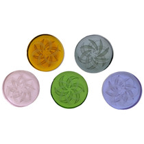 40mm Assorted Channel Carb Cap 5 Pack (MSRP $10.00ea)